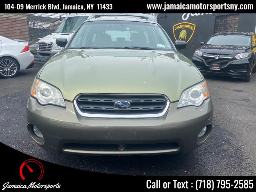 Used Subaru Legacy Wagon Outback 2.5i Auto 2006 | Jamaica Motor Sports . Jamaica, New York