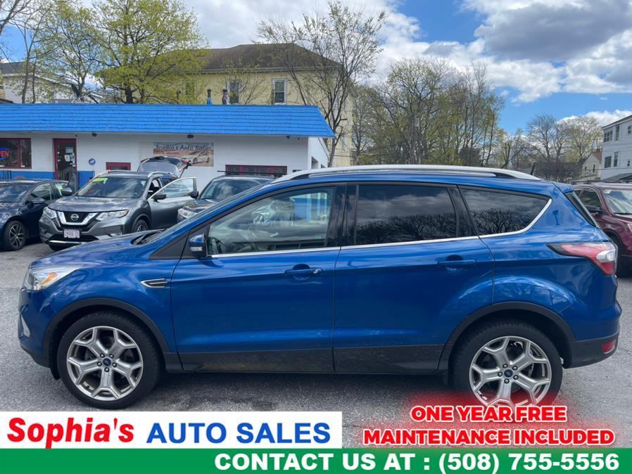 Used 2017 Ford Escape in Worcester, Massachusetts | Sophia's Auto Sales Inc. Worcester, Massachusetts