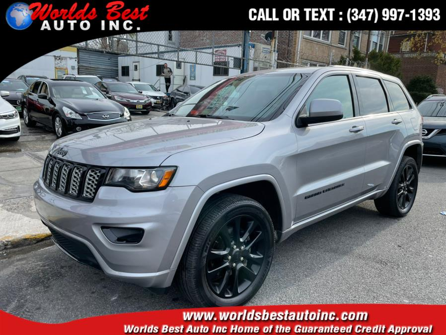 Used 2018 Jeep Grand Cherokee in Brooklyn, New York