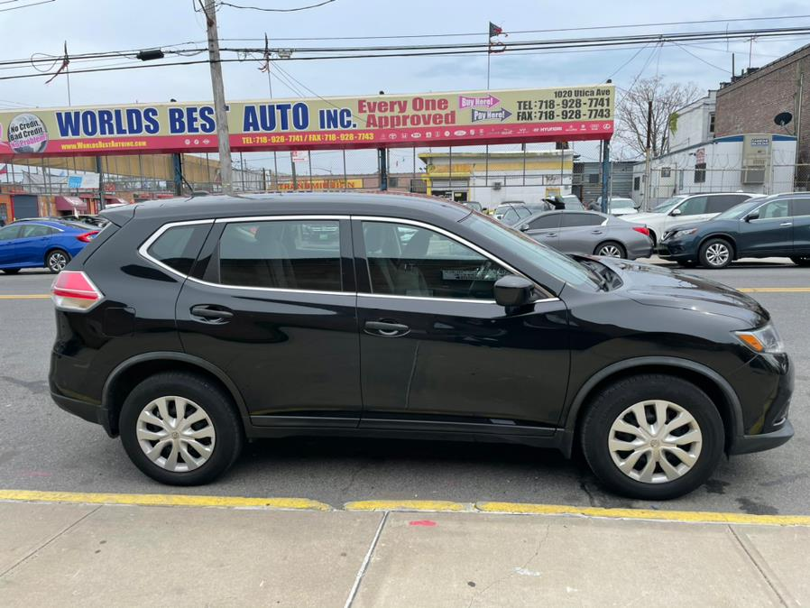 2016 Nissan Rogue AWD 4dr S, available for sale in Brooklyn, NY