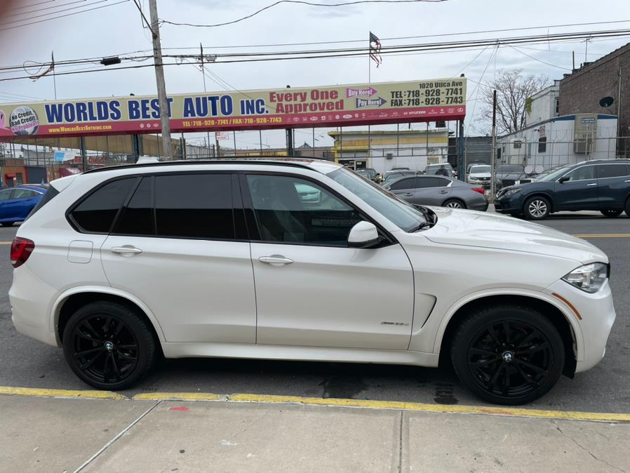 2015 BMW X5 AWD 4dr xDrive35d, available for sale in Brooklyn, NY