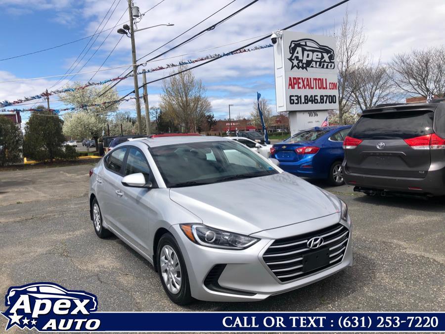 Used 2018 Hyundai Elantra in Selden, New York | Apex Auto. Selden, New York