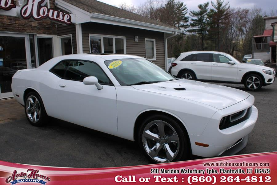 Used Dodge Challenger 2dr Cpe R/T Classic 2012 | Auto House of Luxury. Plantsville, Connecticut