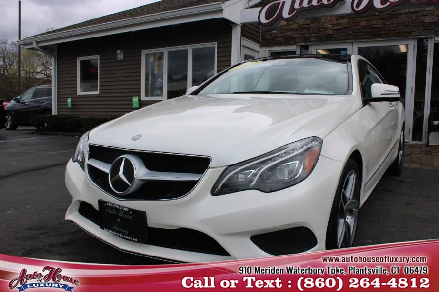 Used 2014 Mercedes-Benz E-Class in Plantsville, Connecticut | Auto House of Luxury. Plantsville, Connecticut
