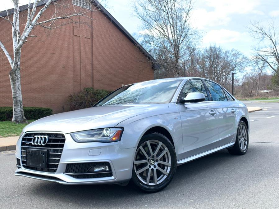 Used Audi A4 4dr Sdn Auto quattro 2.0T Premium Plus 2015 | Riverside Auto Center LLC. Bristol , Connecticut
