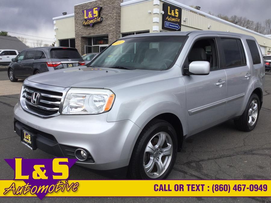 Used 2012 Honda Pilot in Plantsville, Connecticut | L&S Automotive LLC. Plantsville, Connecticut