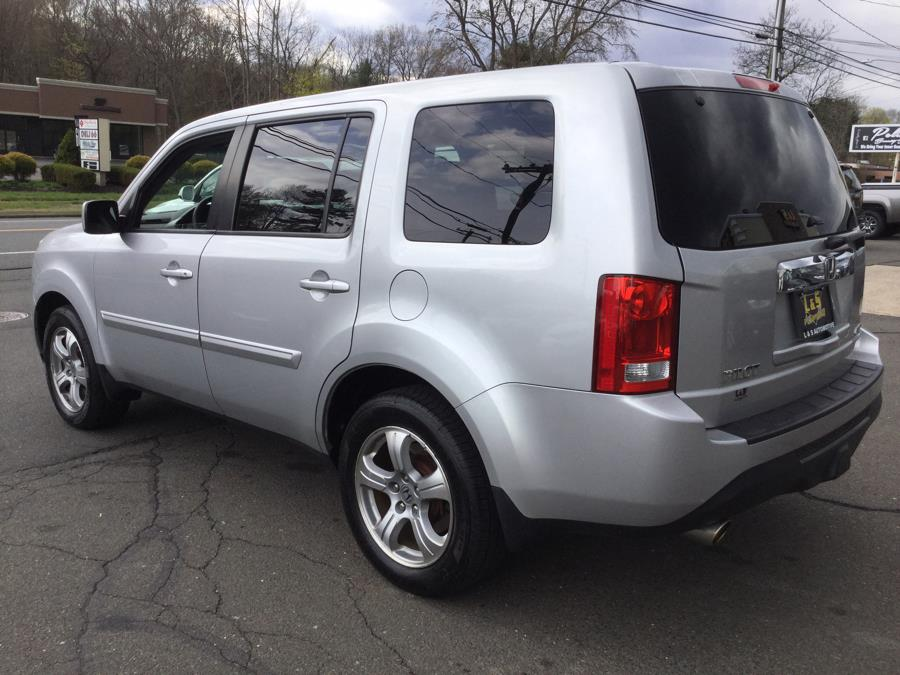 Used Honda Pilot 4WD 4dr EX 2012 | L&S Automotive LLC. Plantsville, Connecticut