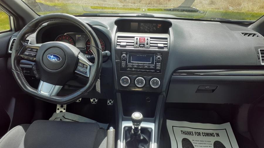 Used Subaru WRX 4dr Sdn Man 2015 | Wonderland Auto. Revere, Massachusetts
