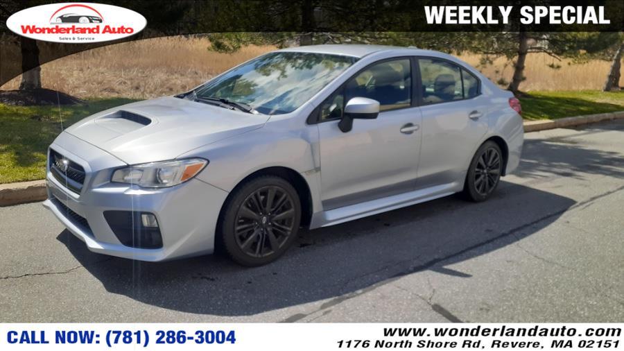 Used 2015 Subaru WRX in Revere, Massachusetts | Wonderland Auto. Revere, Massachusetts