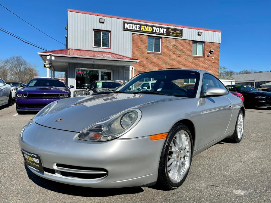 Used Porsche 911 Carrera 2dr Carrera Cpe Tiptronic 2001 | Mike And Tony Auto Sales, Inc. South Windsor, Connecticut