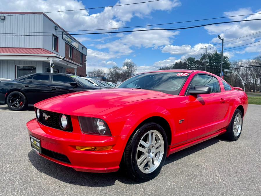 2005 Ford Mustang 2dr Cpe GT Premium, available for sale in South Windsor, CT