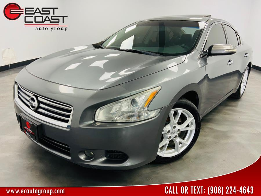 Used Nissan Maxima 4dr Sdn 3.5 SV 2014 | East Coast Auto Group. Linden, New Jersey