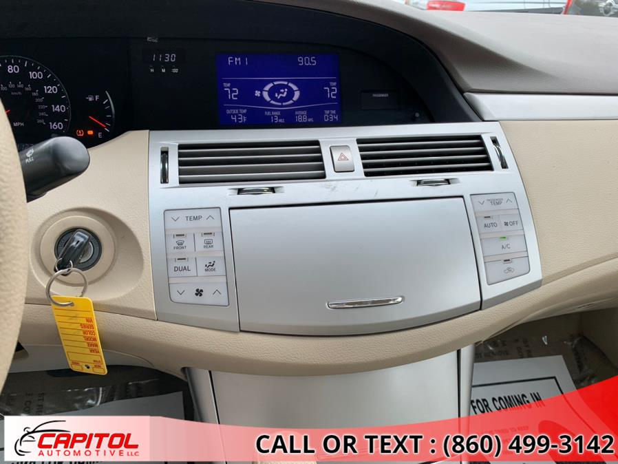 Used Toyota Avalon 4dr Sdn XL 2008   Capitol Automotive 2 LLC. Manchester, Connecticut