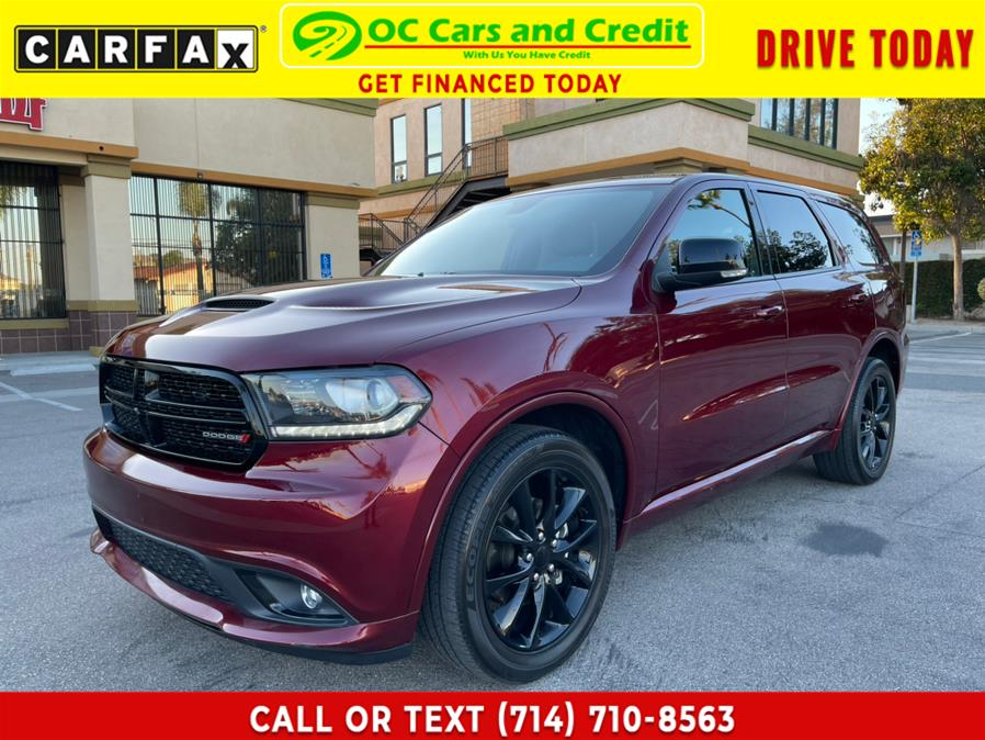 Used 2018 Dodge Durango in Garden Grove, California | OC Cars and Credit. Garden Grove, California