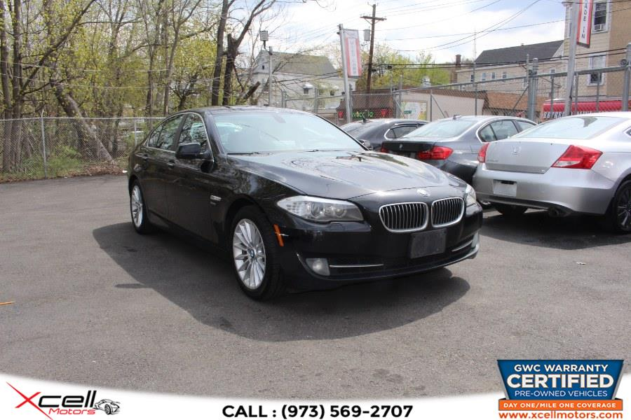Used 2011 BMW 5 Series in Paterson, New Jersey | Xcell Motors LLC. Paterson, New Jersey