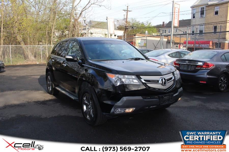 Used 2009 Acura MDX in Paterson, New Jersey | Xcell Motors LLC. Paterson, New Jersey