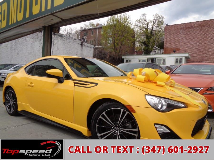 Used 2015 Scion FR-S RELEASE in Jamaica, New York | Top Speed Motors LLC. Jamaica, New York