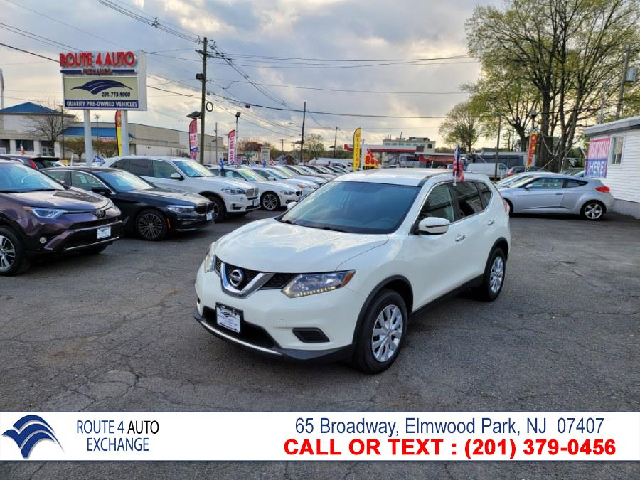 Used Nissan Rogue FWD 4dr SL 2016 | Route 4 Auto Exchange. Elmwood Park, New Jersey