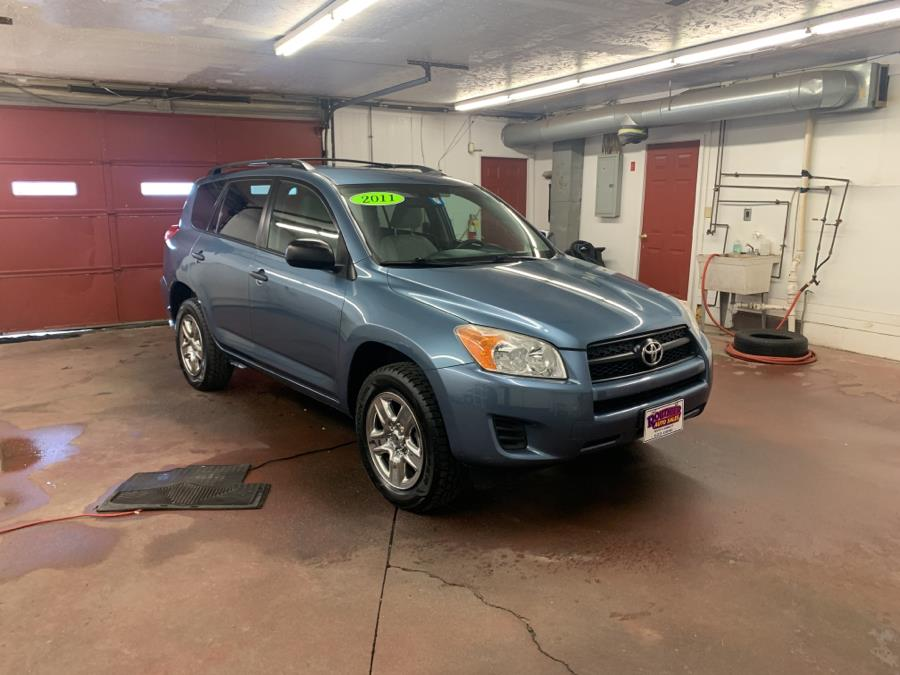 Used Toyota RAV4 4WD 4dr 4-cyl 4-Spd AT (Natl) 2011   Routhier Auto Center. Barre, Vermont
