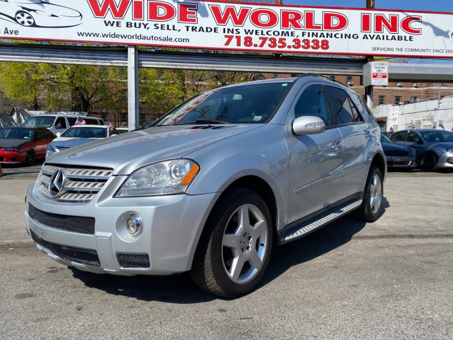 Used 2008 Mercedes-Benz M-Class in Brooklyn, New York | Wide World Inc. Brooklyn, New York