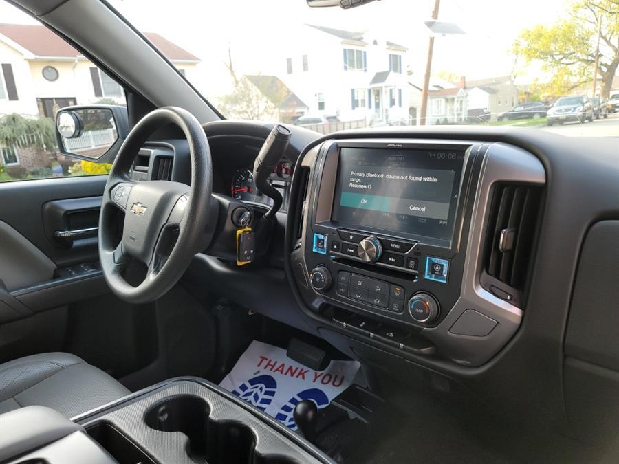 "Used Chevrolet Silverado 1500 4WD Double Cab 143.5"" Custom 2018   Daytona Auto Sales. Little Ferry, New Jersey"
