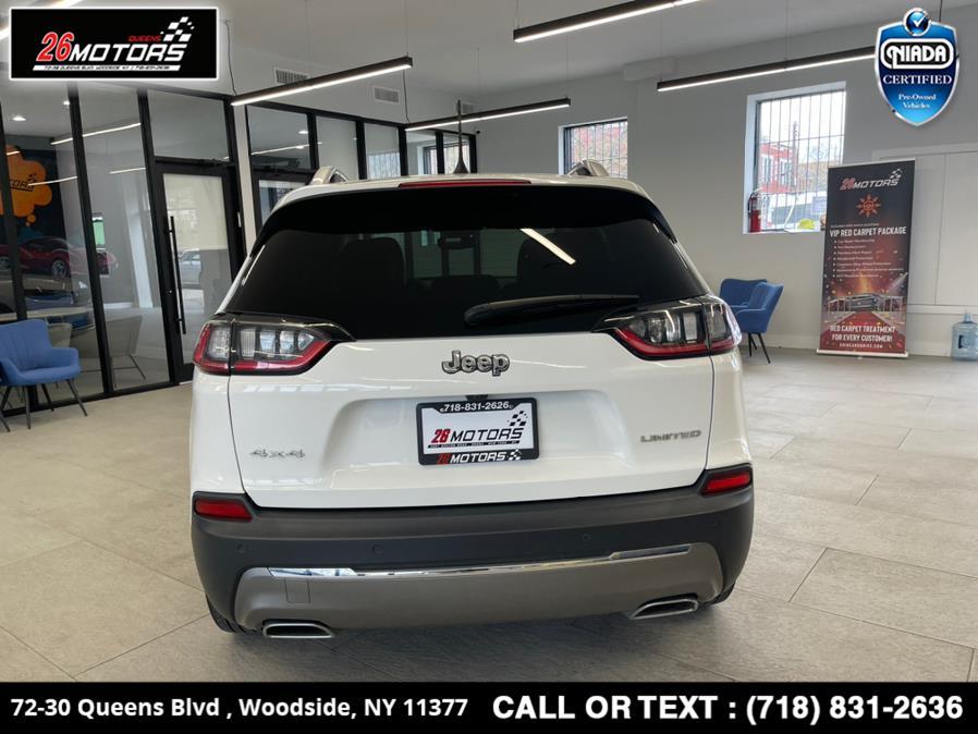 Used Jeep Cherokee Limited 4x4 2019 | 26 Motors Queens. Woodside, New York
