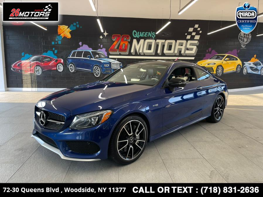 Used 2017 Mercedes-Benz C-Class in Woodside, New York | 26 Motors Queens. Woodside, New York
