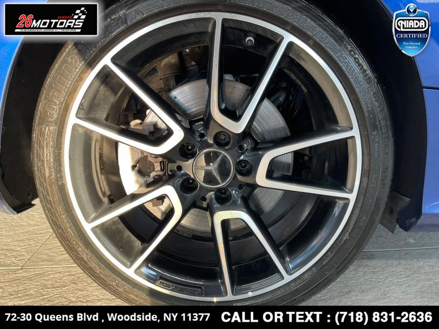 Used Mercedes-Benz C-Class AMG C 43 4MATIC Coupe 2017 | 26 Motors Queens. Woodside, New York