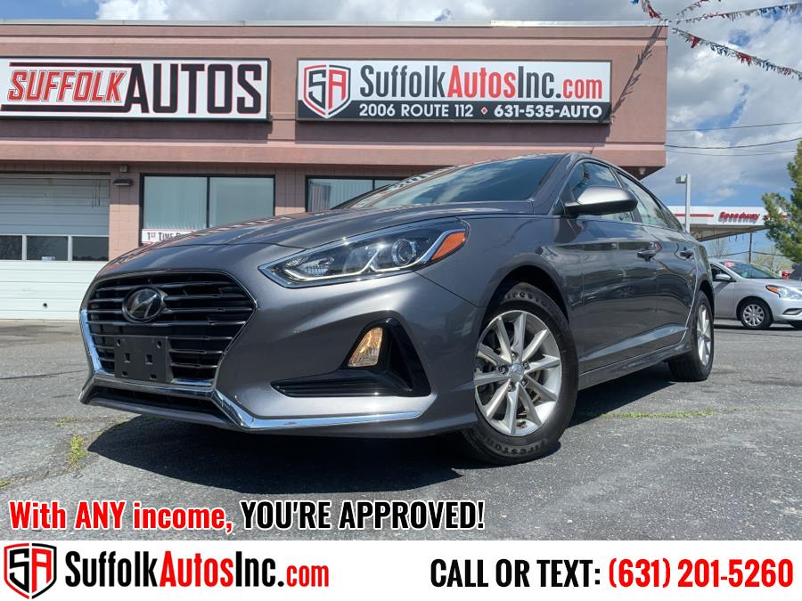 Used 2019 Hyundai Sonata in Medford, New York | Suffolk Autos Inc. Medford, New York