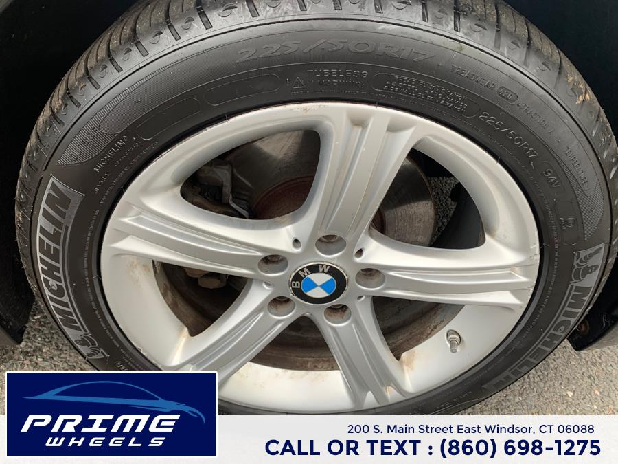 Used BMW 3 Series 4dr Sdn 320i xDrive AWD 2013   Prime Wheels. East Windsor, Connecticut
