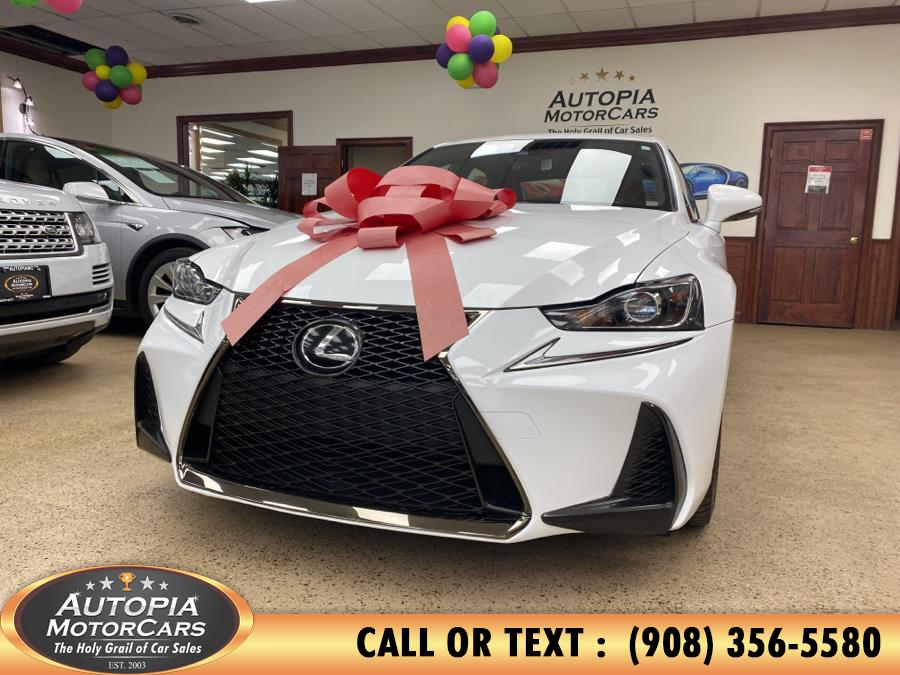 Used 2017 Lexus IS in Union, New Jersey | Autopia Motorcars Inc. Union, New Jersey
