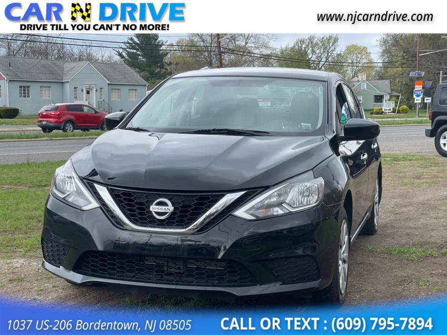 Used Nissan Sentra SL 2017 | Car N Drive. Bordentown, New Jersey