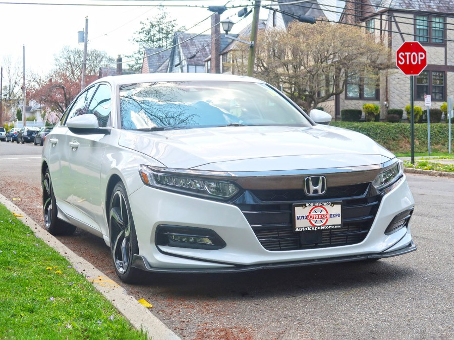 Used Honda Accord Sport 2018 | Auto Expo Ent Inc.. Great Neck, New York