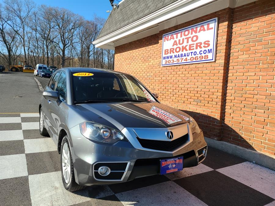 Used 2011 Acura RDX in Waterbury, Connecticut | National Auto Brokers, Inc.. Waterbury, Connecticut