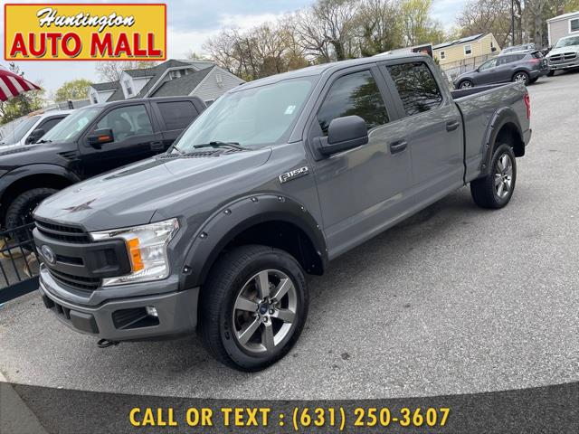 Used 2018 Ford F-150 in Huntington Station, New York | Huntington Auto Mall. Huntington Station, New York