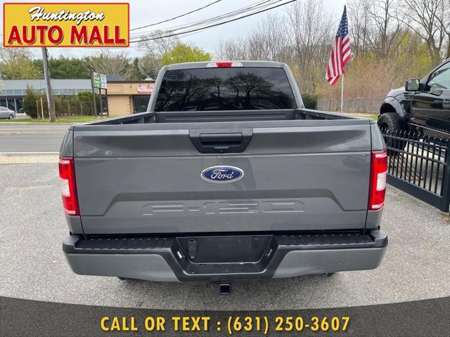 Used Ford F-150 XL 4WD SuperCrew 6.5'' Box 2018 | Huntington Auto Mall. Huntington Station, New York