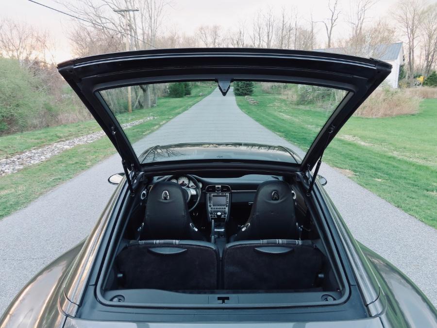 Used Porsche 911 2dr Targa 4S 2007 | Meccanic Shop North Inc. North Salem, New York