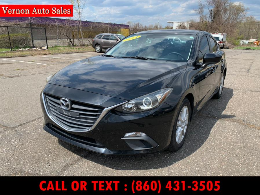 Used 2014 Mazda Mazda3 in Manchester, Connecticut | Vernon Auto Sale & Service. Manchester, Connecticut