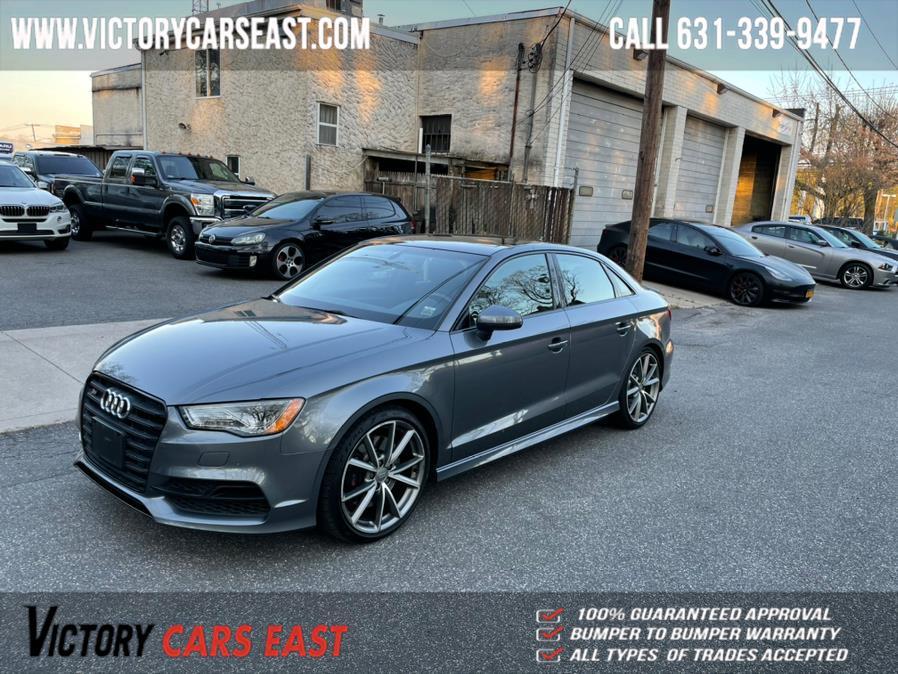 Used Audi S3 4dr Sdn quattro Premium Plus 2016 | Victory Cars East LLC. Huntington, New York