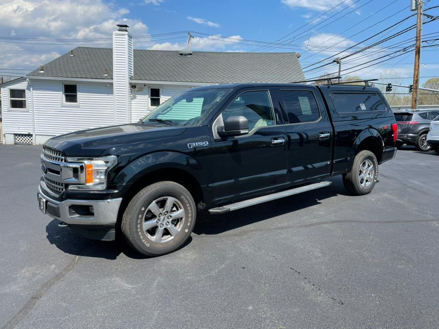 Used 2018 Ford F-150 in Milford, Connecticut | Chip's Auto Sales Inc. Milford, Connecticut