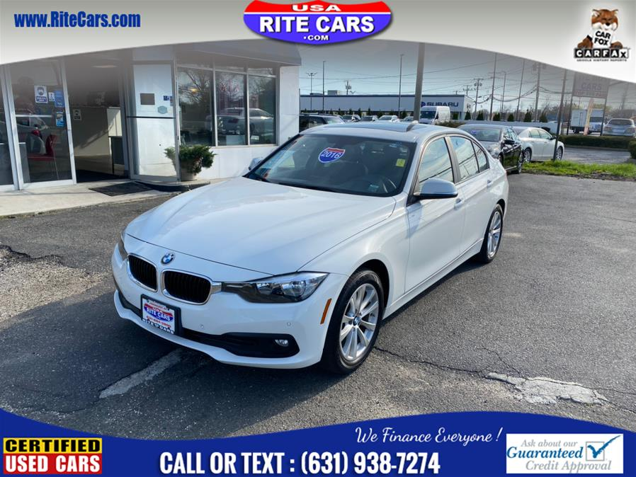 Used BMW 3 Series 4dr Sdn 320i xDrive AWD South Africa 2016 | Rite Cars, Inc. Lindenhurst, New York