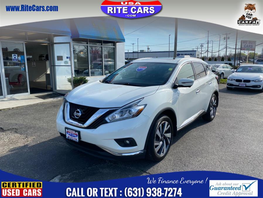 Used 2016 Nissan Murano in Lindenhurst, New York | Rite Cars, Inc. Lindenhurst, New York