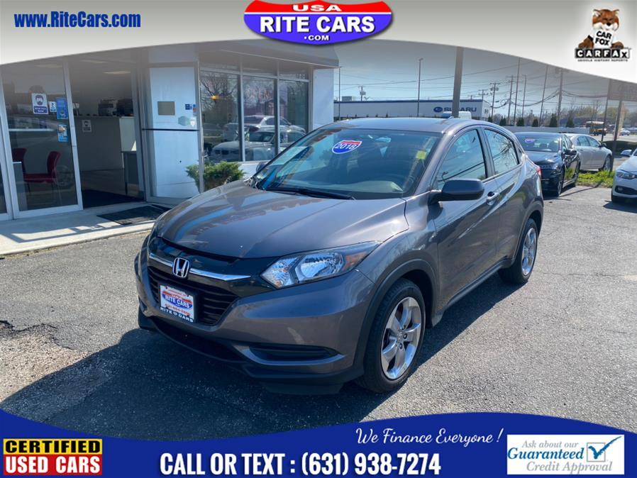 Used 2018 Honda HR-V in Lindenhurst, New York | Rite Cars, Inc. Lindenhurst, New York