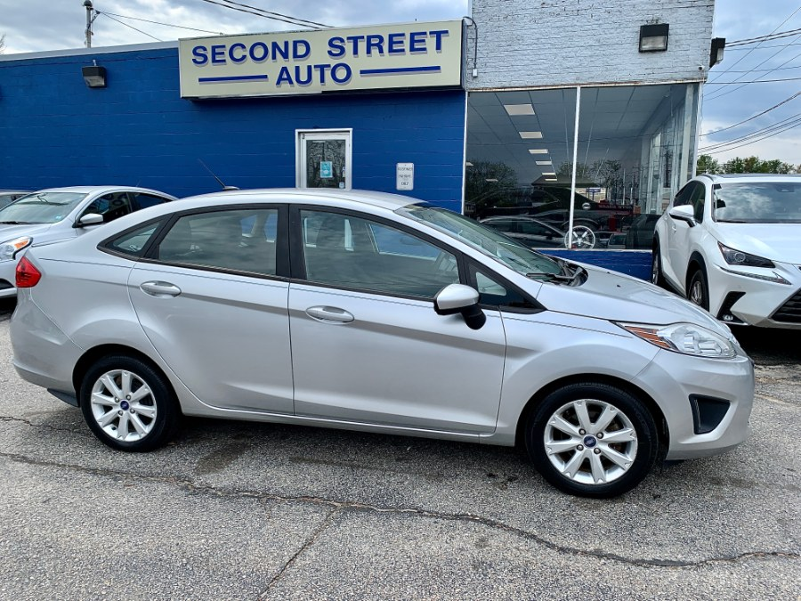 Used Ford Fiesta SE 2012 | Second Street Auto Sales Inc. Manchester, New Hampshire