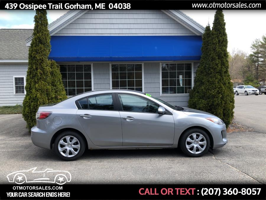 Used 2013 Mazda Mazda3 in Gorham, Maine | Ossipee Trail Motor Sales. Gorham, Maine