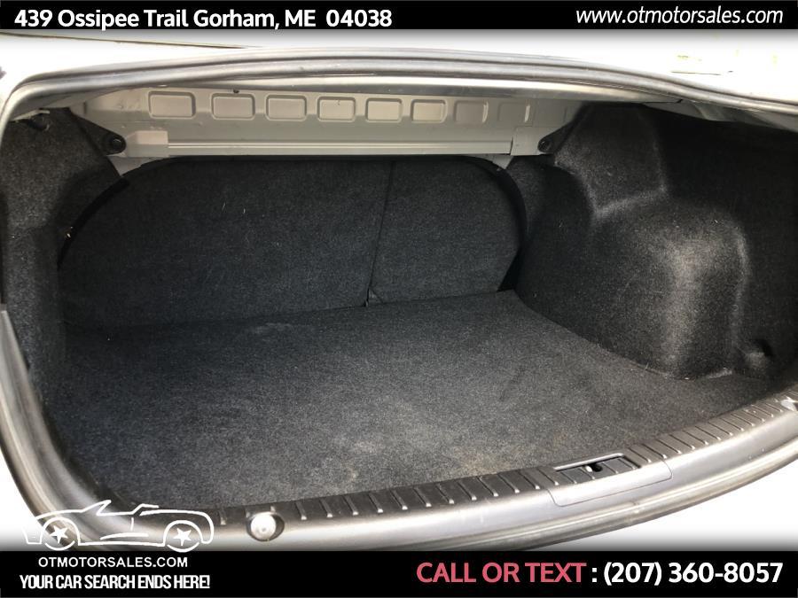 Used Mazda Mazda3 4dr Sdn Auto i SV 2013   Ossipee Trail Motor Sales. Gorham, Maine