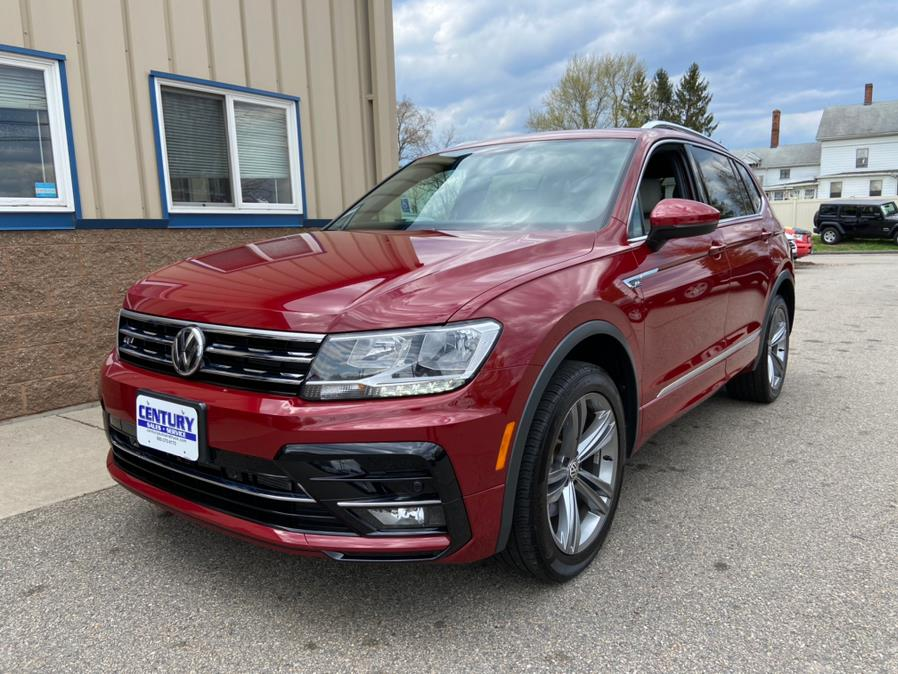 Used 2019 Volkswagen Tiguan in East Windsor, Connecticut | Century Auto And Truck. East Windsor, Connecticut