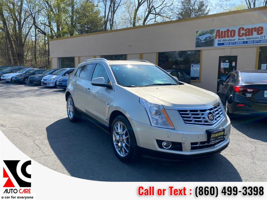 Used 2013 Cadillac SRX in Vernon , Connecticut | Auto Care Motors. Vernon , Connecticut