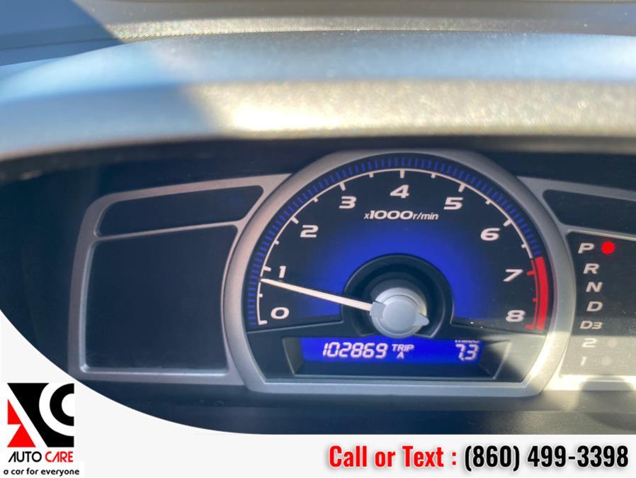 Used Honda Civic Cpe 2dr Auto EX 2008 | Auto Care Motors. Vernon , Connecticut