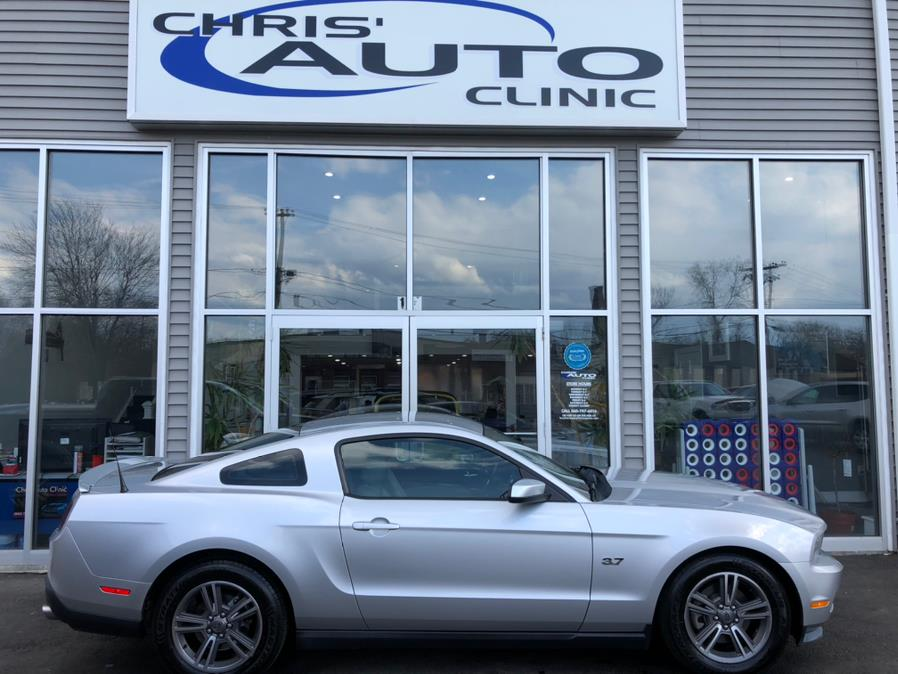 Used 2012 Ford Mustang in Plainville, Connecticut | Chris's Auto Clinic. Plainville, Connecticut